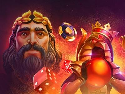 «Удачный обмен» в казино Чемпион!